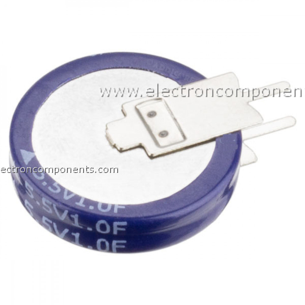 Super Capacitor - 5.5v / 1F (High Quality)