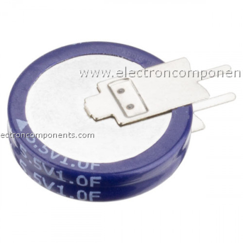 Super Capacitor - 5 5v / 1F (High Quality) : Buy Online