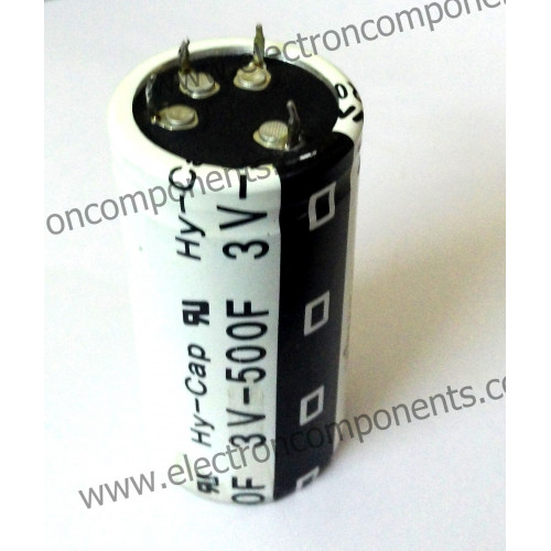 Super Capacitor 3v 500f Hy Cap High Quality Buy