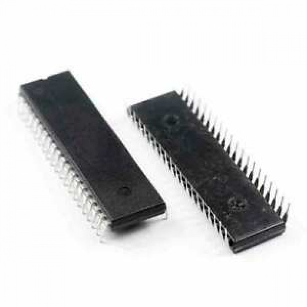 PIC16F876A 28-pin Flash 8kbyte 20MHz Microcontroller [Microchip]