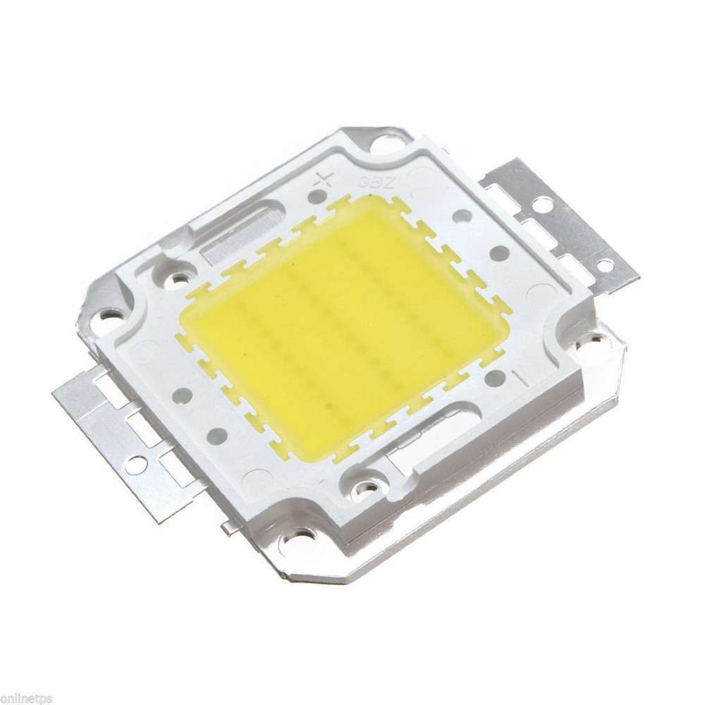 50 Watt LED White High Power 3000LM -SMD Bead Chip [50W]