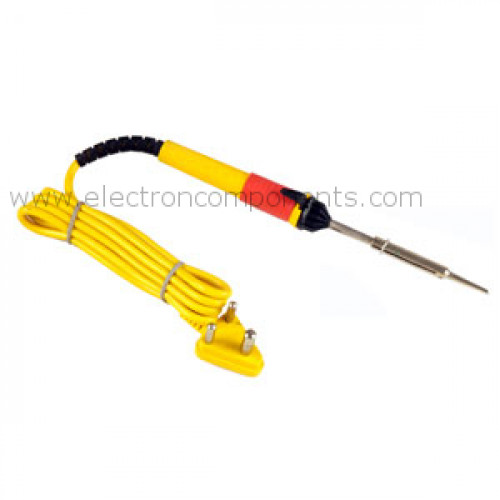 soldering iron 25w soldron buy online electronic components shop price in india. Black Bedroom Furniture Sets. Home Design Ideas