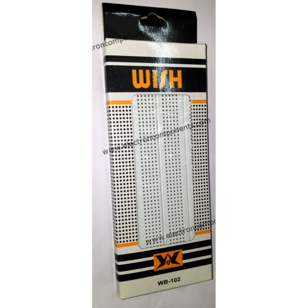 Wish: Breadboard - WB-102 - [High Quality]
