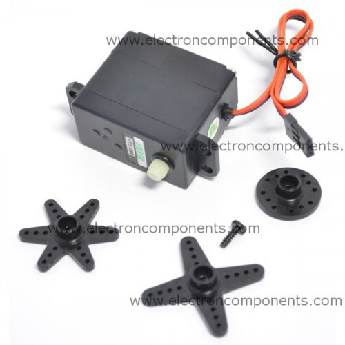 Servo Motor 4 5kg Cm Buy Online Electronic Components
