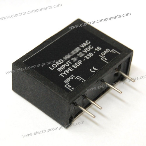 Solid State Relay SDDSDP 4A 240 VAC Buy Online Electronic - Solid State Relay Ir