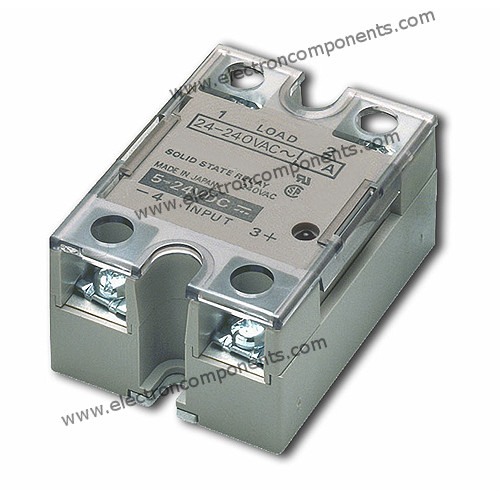 Solid State Relay 16A 480V AC Buy Online Electronic