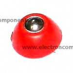 Caster Wheel with Metal Ball (24mm)