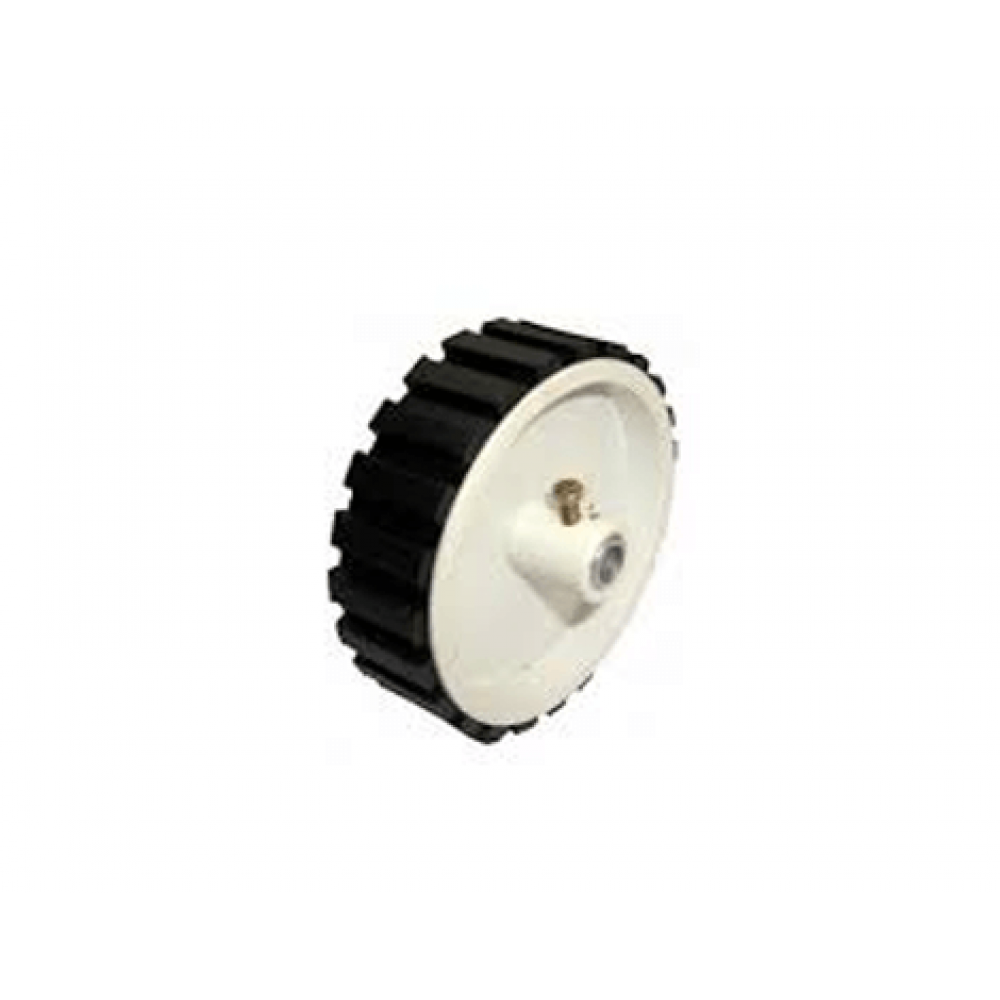 Robot Wheel 2cm width - with grip & screw