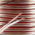 Speaker Wires: TPW 40/36 [Heavy & High Quality] [1Meter / Quantity]