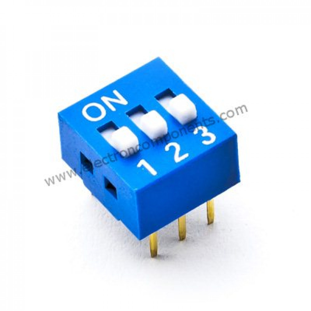 DIP Switch - 2 positions