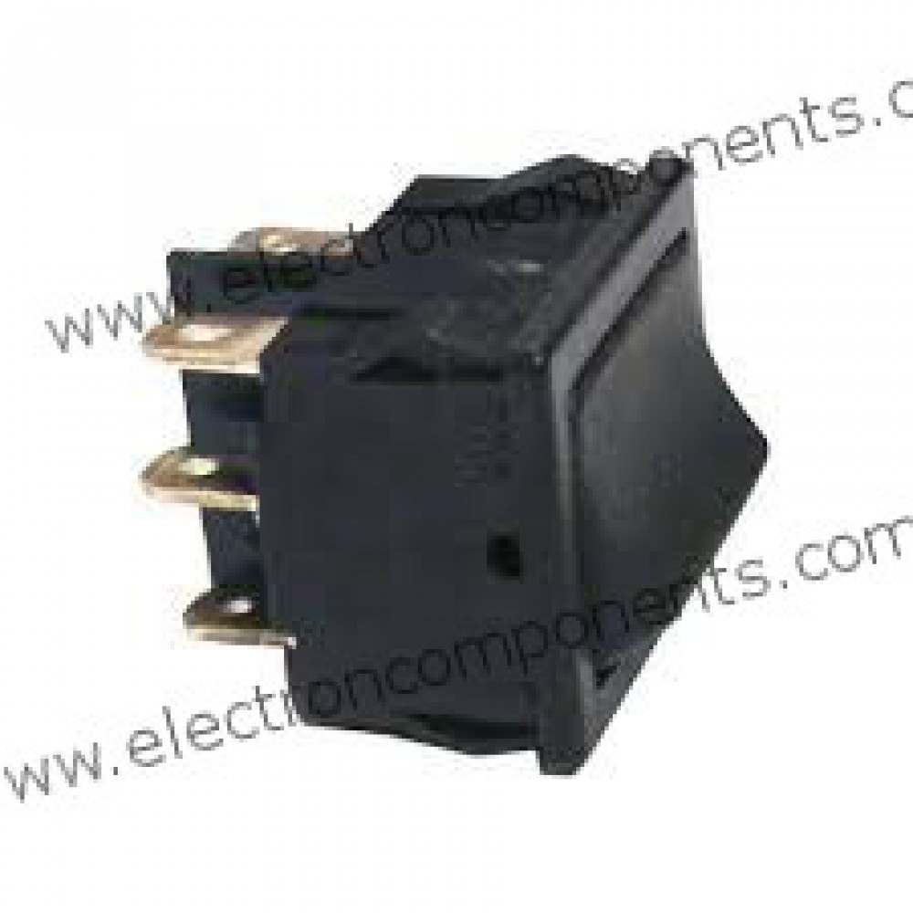 DPDT on-on Rocker Switch [high Quality]