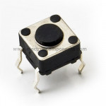 Touch Switch - Push button (4pin Tactile-Micro) Switch - small